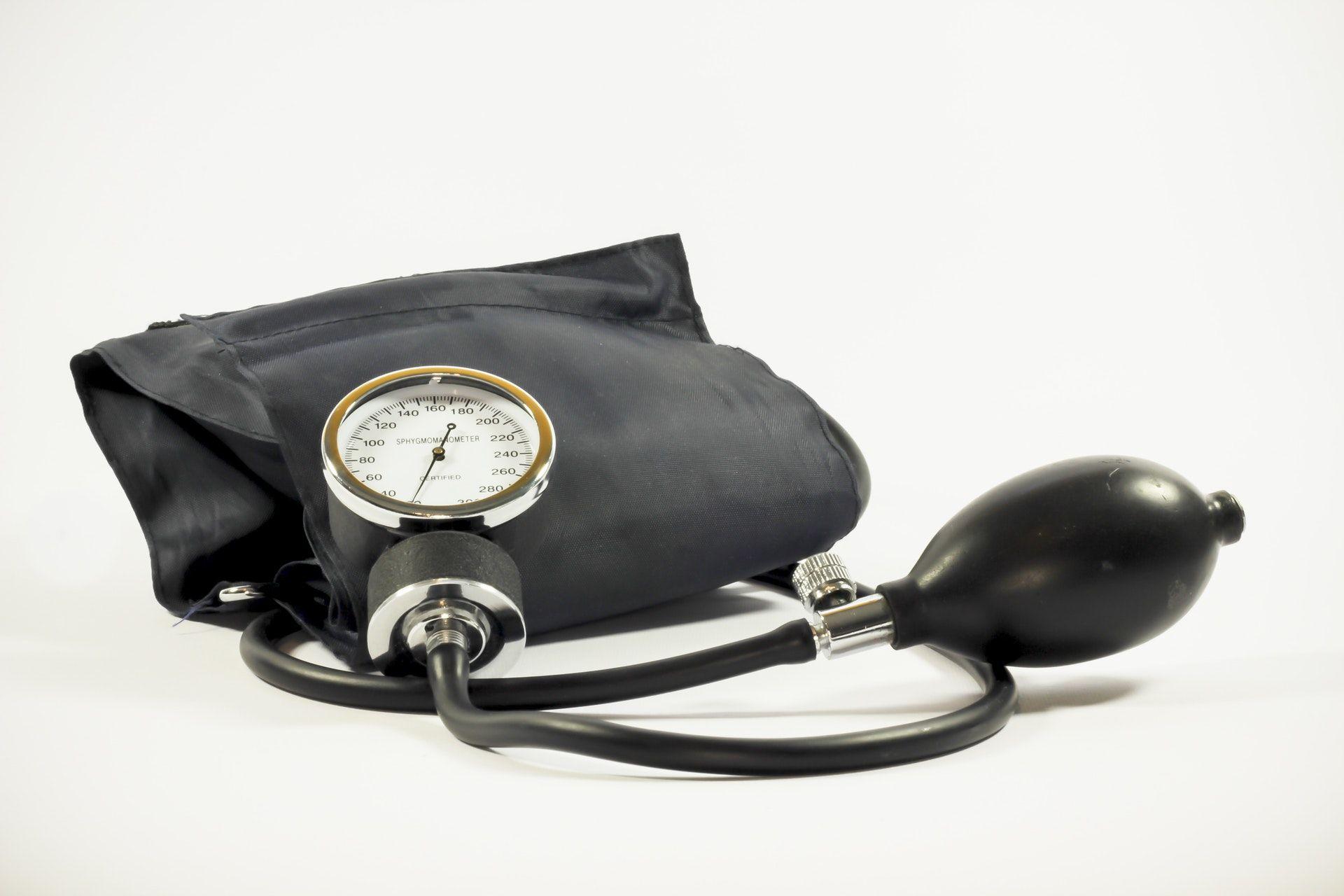 Апарат за кръвно налягане, анероиден сфигмоманометър