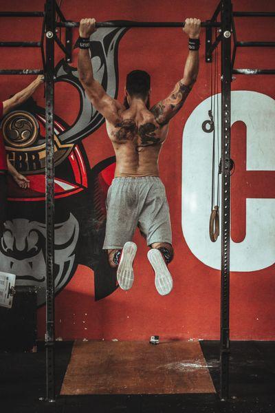 При трениращи с високо съотношение мускули/мастна тъкан ИТМ е неправилен.