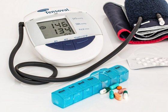 Самостоятелно висока горна или долна граница на кръвното налягане е често срещана
