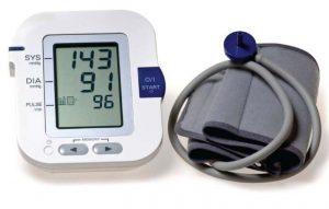 Самостоятелно висока горна или долна граница на кръвното налягане е често срещана.