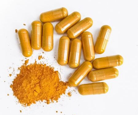 Таблетки с куркумин (куркума) - ползи и странични ефекти.
