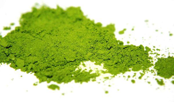 Зелен чай Матча, прах