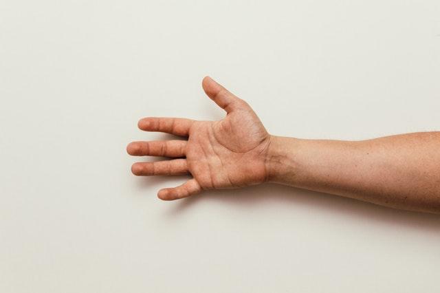Ръка за измерване на кръвно налягане