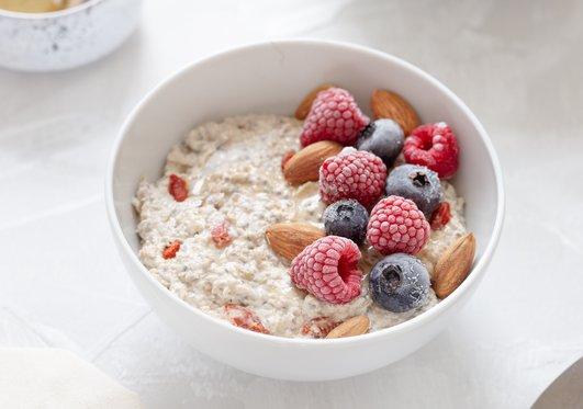 Лечение на хемороиди чрез диета, богата на фибри.