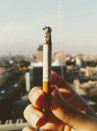 Тютюнопушенето потиска имунитета.