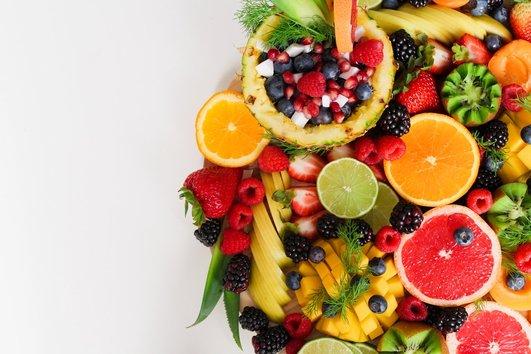 Здравословното хранене има имуностимулираща функция.
