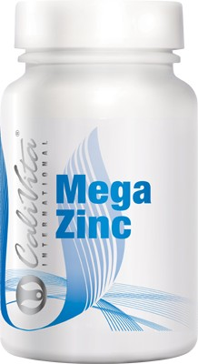 Цинк 50мг, Mega Zinc, CaliVita * 100 табл.